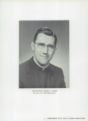 Page 15, 1960 Edition, St Pauls High School - Look Ahead Yearbook (Norwalk, OH) online yearbook collection