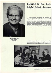 Page 10, 1961 Edition, St Pauls High School - Look Ahead Yearbook (Norwalk, OH) online yearbook collection