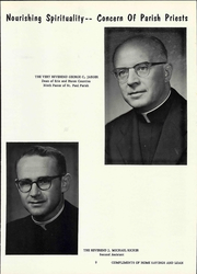 Page 13, 1961 Edition, St Pauls High School - Look Ahead Yearbook (Norwalk, OH) online yearbook collection