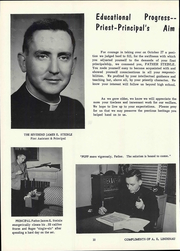 Page 14, 1961 Edition, St Pauls High School - Look Ahead Yearbook (Norwalk, OH) online yearbook collection