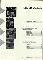 Page 6, 1961 Edition, St Pauls High School - Look Ahead Yearbook (Norwalk, OH) online yearbook collection