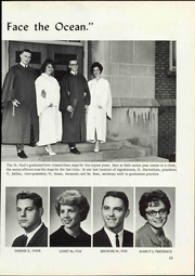 Page 15, 1963 Edition, St Pauls High School - Look Ahead Yearbook (Norwalk, OH) online yearbook collection