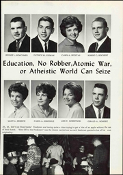 Page 19, 1963 Edition, St Pauls High School - Look Ahead Yearbook (Norwalk, OH) online yearbook collection