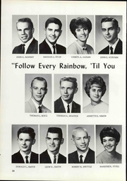 Page 20, 1963 Edition, St Pauls High School - Look Ahead Yearbook (Norwalk, OH) online yearbook collection