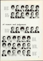 Page 25, 1963 Edition, St Pauls High School - Look Ahead Yearbook (Norwalk, OH) online yearbook collection