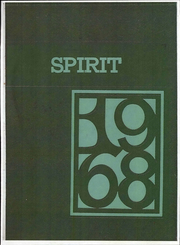 Page 1, 1968 Edition, St Pauls High School - Look Ahead Yearbook (Norwalk, OH) online yearbook collection