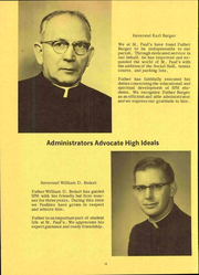 Page 14, 1968 Edition, St Pauls High School - Look Ahead Yearbook (Norwalk, OH) online yearbook collection
