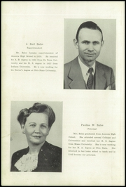 Page 10, 1945 Edition, Ansonia High School - Oracle Yearbook (Ansonia, OH) online yearbook collection