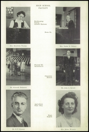 Page 11, 1945 Edition, Ansonia High School - Oracle Yearbook (Ansonia, OH) online yearbook collection