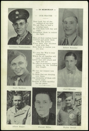 Page 8, 1945 Edition, Ansonia High School - Oracle Yearbook (Ansonia, OH) online yearbook collection
