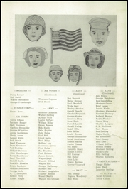 Page 9, 1945 Edition, Ansonia High School - Oracle Yearbook (Ansonia, OH) online yearbook collection