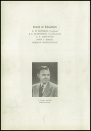 Page 14, 1946 Edition, Ansonia High School - Oracle Yearbook (Ansonia, OH) online yearbook collection