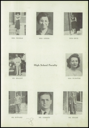 Page 15, 1946 Edition, Ansonia High School - Oracle Yearbook (Ansonia, OH) online yearbook collection