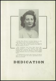 Page 9, 1946 Edition, Ansonia High School - Oracle Yearbook (Ansonia, OH) online yearbook collection
