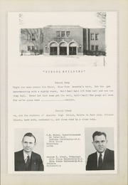 Page 11, 1948 Edition, Ansonia High School - Oracle Yearbook (Ansonia, OH) online yearbook collection