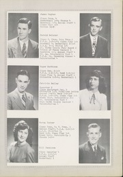 Page 17, 1948 Edition, Ansonia High School - Oracle Yearbook (Ansonia, OH) online yearbook collection