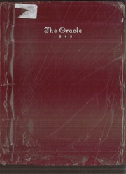 Ansonia High School - Oracle Yearbook (Ansonia, OH) online yearbook collection, 1949 Edition, Page 1