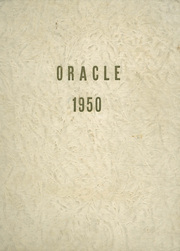 Ansonia High School - Oracle Yearbook (Ansonia, OH) online yearbook collection, 1950 Edition, Page 1