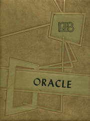 Page 1, 1958 Edition, Ansonia High School - Oracle Yearbook (Ansonia, OH) online yearbook collection