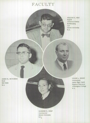 Page 14, 1958 Edition, Ansonia High School - Oracle Yearbook (Ansonia, OH) online yearbook collection