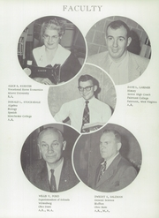 Page 15, 1958 Edition, Ansonia High School - Oracle Yearbook (Ansonia, OH) online yearbook collection