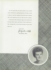 Page 7, 1958 Edition, Ansonia High School - Oracle Yearbook (Ansonia, OH) online yearbook collection