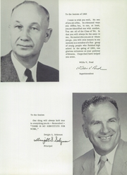 Page 9, 1958 Edition, Ansonia High School - Oracle Yearbook (Ansonia, OH) online yearbook collection
