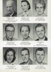Page 12, 1959 Edition, Ansonia High School - Oracle Yearbook (Ansonia, OH) online yearbook collection