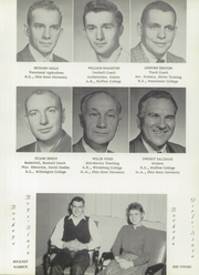 Page 13, 1959 Edition, Ansonia High School - Oracle Yearbook (Ansonia, OH) online yearbook collection
