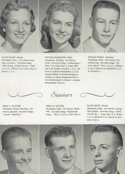 Page 16, 1959 Edition, Ansonia High School - Oracle Yearbook (Ansonia, OH) online yearbook collection