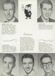 Page 17, 1959 Edition, Ansonia High School - Oracle Yearbook (Ansonia, OH) online yearbook collection