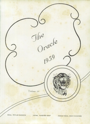 Page 5, 1959 Edition, Ansonia High School - Oracle Yearbook (Ansonia, OH) online yearbook collection