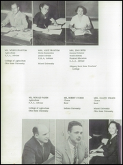 Page 12, 1957 Edition, Franklin Monroe High School - Echo Yearbook (Pitsburg, OH) online yearbook collection