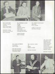 Page 13, 1957 Edition, Franklin Monroe High School - Echo Yearbook (Pitsburg, OH) online yearbook collection
