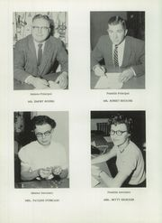 Page 12, 1959 Edition, Franklin Monroe High School - Echo Yearbook (Pitsburg, OH) online yearbook collection