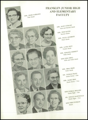 Page 16, 1960 Edition, Franklin Monroe High School - Echo Yearbook (Pitsburg, OH) online yearbook collection