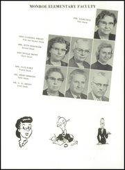 Page 17, 1960 Edition, Franklin Monroe High School - Echo Yearbook (Pitsburg, OH) online yearbook collection