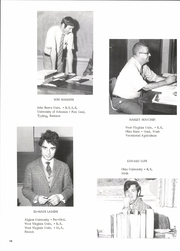 Page 14, 1972 Edition, Beallsville High School - Trident Yearbook (Beallsville, OH) online yearbook collection