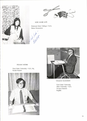 Page 15, 1972 Edition, Beallsville High School - Trident Yearbook (Beallsville, OH) online yearbook collection