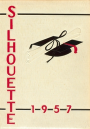 Page 1, 1957 Edition, North High School - Silhouette Yearbook (Youngstown, OH) online yearbook collection