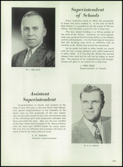 Page 14, 1957 Edition, North High School - Silhouette Yearbook (Youngstown, OH) online yearbook collection