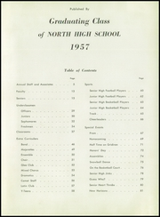 Page 7, 1957 Edition, North High School - Silhouette Yearbook (Youngstown, OH) online yearbook collection