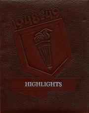 1949 Edition, Lordstown High School - Highlights Yearbook (Lordstown, OH)
