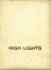 1956 Edition, Lordstown High School - Highlights Yearbook (Lordstown, OH)