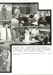 Page 11, 1986 Edition, Lehman High School - Cavalcade Yearbook (Sidney, OH) online yearbook collection
