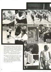 Page 12, 1986 Edition, Lehman High School - Cavalcade Yearbook (Sidney, OH) online yearbook collection