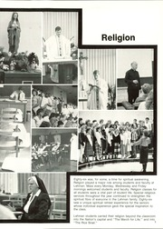 Page 9, 1986 Edition, Lehman High School - Cavalcade Yearbook (Sidney, OH) online yearbook collection