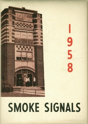 Page 1, 1958 Edition, Newton High School - Smoke Signals Yearbook (Pleasant Hill, OH) online yearbook collection