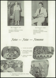 Page 16, 1958 Edition, Newton High School - Smoke Signals Yearbook (Pleasant Hill, OH) online yearbook collection