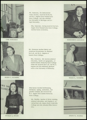 Page 15, 1959 Edition, Newton High School - Smoke Signals Yearbook (Pleasant Hill, OH) online yearbook collection